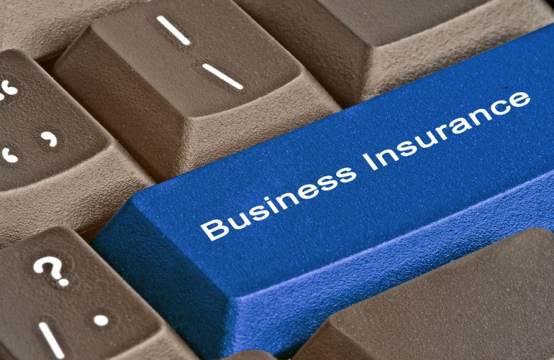 Hot key for business insurance