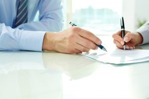 nj business contracts