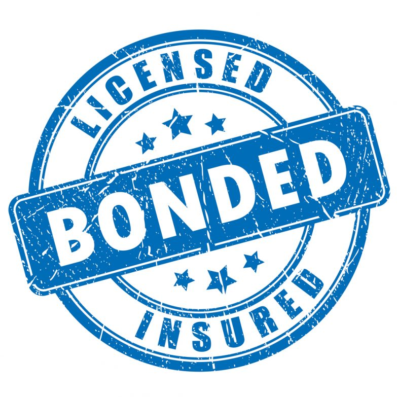 business bonded insured